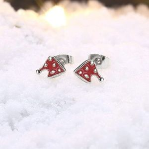 boutique Jewelry - CHRISTMAS HAT STUD EARRINGS